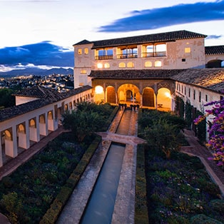 alhambra jardines generalife y alcazaba alhambra